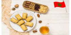 حلويات رمضان مغربية